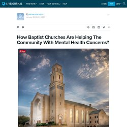 How Baptist Church Pensacola Are Helping Community With Mental Health Concerns?