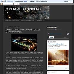 CARNATAL O MAIOR CARNAVAL FORA DE ÉPOCA DO BRASIL