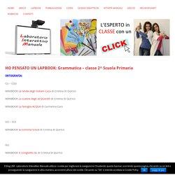 Grammatica – classe 2^ Scuola Primaria