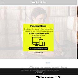 """Que pensent les Colombiens de la série """"Narcos"""" ?"""