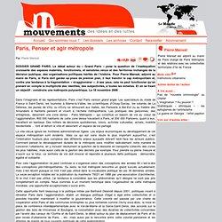 Paris, Penser et agir métropole - Mouvements - Mozilla Firefox
