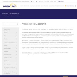 Pension Transfer To New Zealand