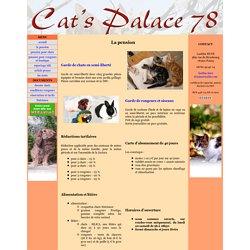 PENSION à POISSY (YVELINES) : PENSION. chats, oiseaux, rongeurs