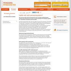 Om pensionssystemet - Pensionsmyndigheten