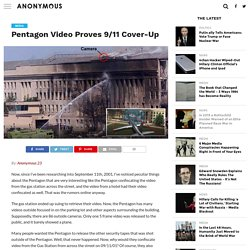 Pentagon Video Proves 9/11 Cover-Up – Anonymous