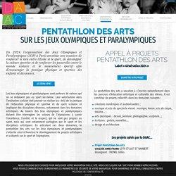 Pentathlon des arts sur les jeux olympiques et paralympiques