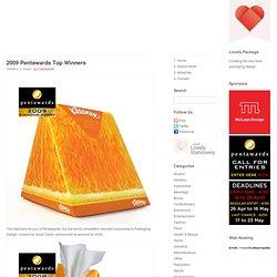 2009 Pentawards Top Winners : Lovely Package® . Curating the very best packaging design.