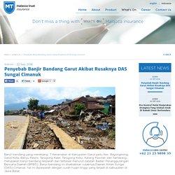 Penyebab Banjir Bandang Garut Akibat Rusaknya DAS Sungai Cimanuk