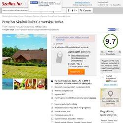 Penzión Skalná Ruža Gemerská Horka