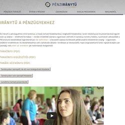 Pénziránytű Alapítvány