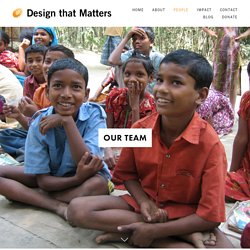 People — Design that Matters