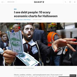 I see debt people: 10 scary economic charts for Halloween - Quartz