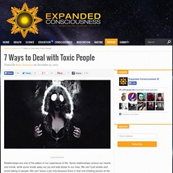 7 Ways to Deal with Toxic People