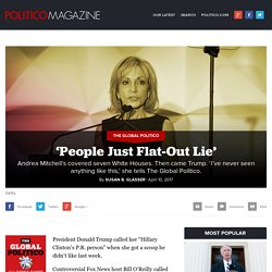 'People Just Flat-Out Lie'