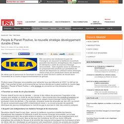 People & Planet Positive, la nouvelle