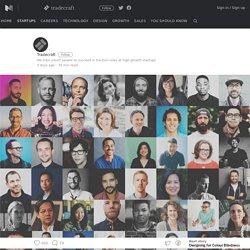 64 People You Should Know in Design – Tradecraft – Medium