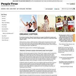 People Tree - Our Cotton