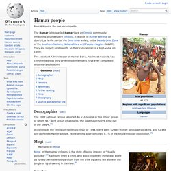 Hamar people