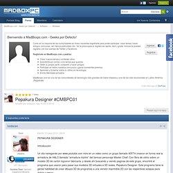 Pepakura Designer #CMBPC01 - MadBoxpc.com - Foros