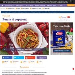 Ricetta Penne ai peperoni