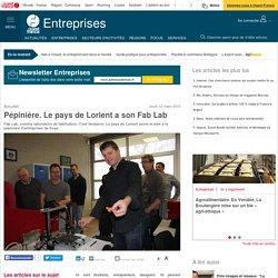Le pays de Lorient a son Fab Lab