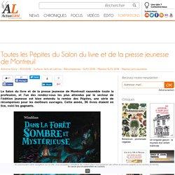 Toutes les Pépites du Salon du livre et de la presse jeunesse de Montreuil