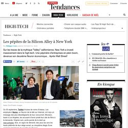 Les pépites de la Silicon Alley à New York