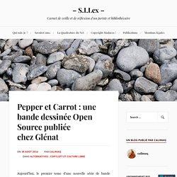 Pepper et Carrot : une bande dessinée Open Source publiée chez Glénat – – S.I.Lex –
