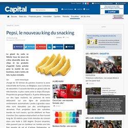 Pepsi, le nouveau king du snacking