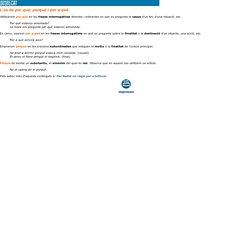 """L'ús de """"per què, per a què, perquè"""" - català - ESO - edu365.cat"""