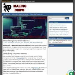 Cheat Perang Dadu Online Indonesia - Maling Chips