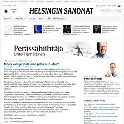 Perässähiihtäjä - Blogit - HS.fi