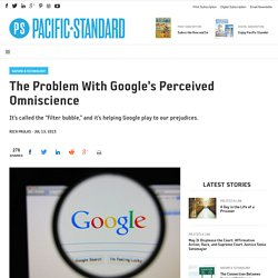 The Problem With Google's Perceived Omniscience