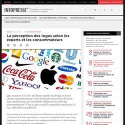 La perception des logos selon les experts et les consommateurs