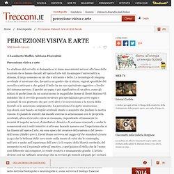 """Percezione Visiva E Arte in """"XXI Secolo"""