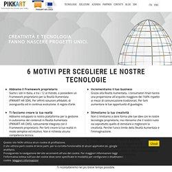Perché Pikkart - PIKKART - Realtà Aumentata per Mobile