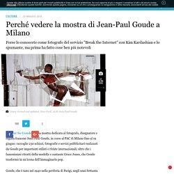 Perché vedere la mostra di Jean-Paul Goude a Milano