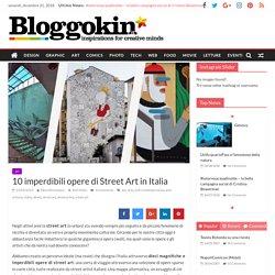 Un percorso attraverso la street art italiana