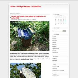 Land Art - juillet 2006 - Sens // Pérégrinations Culturelles...