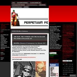 EXHIBITIONS « PERPETUUM MOBILƐ : ВЕЧНЫЙ ДВИГАТЕЛЬ : IKILIIKKUJA