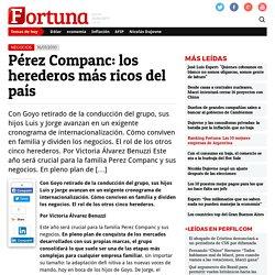 Pérez Companc: los herederos más ricos del país