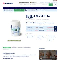 PERFECT ABS MET HCA