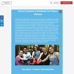 Perfect Academy In Bethesda For Fitness Workout