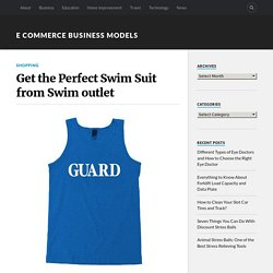 Get the Perfect Swim Suit from Metro Swim Shop