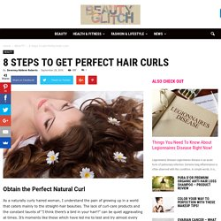 Get Perfect Hair Curls With These 8 Rules