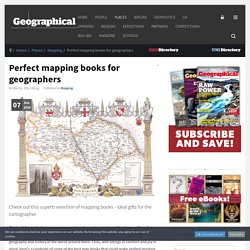 Perfect mapping books for geographers