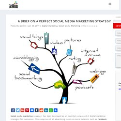 A brief on a Perfect Social Media Marketing Strategy