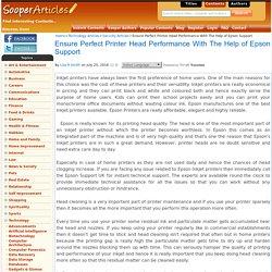 Epson Support UK 0800-098-8343