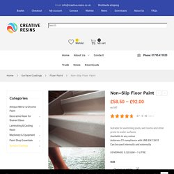 Perfect Non-Slip Floor Paint Products