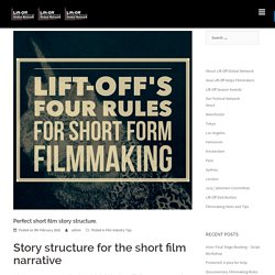Perfect short film story structure. - Lift-Off Global Network